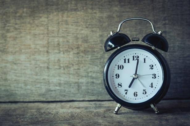 clock- small