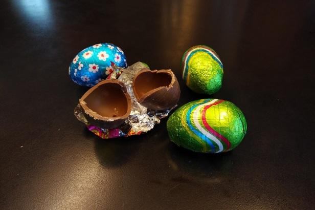 Easter eggs- smal