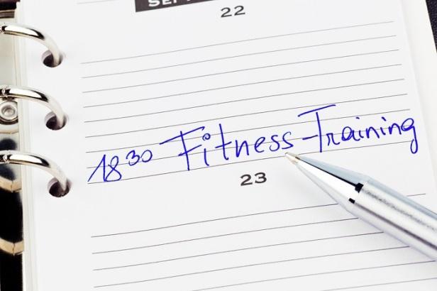 calendar- fitness
