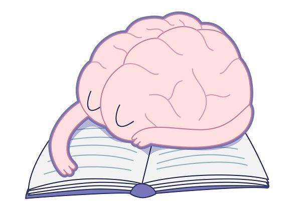 brain- tired
